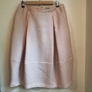Anthropologie Chelsea28 Full Brocade Skirt